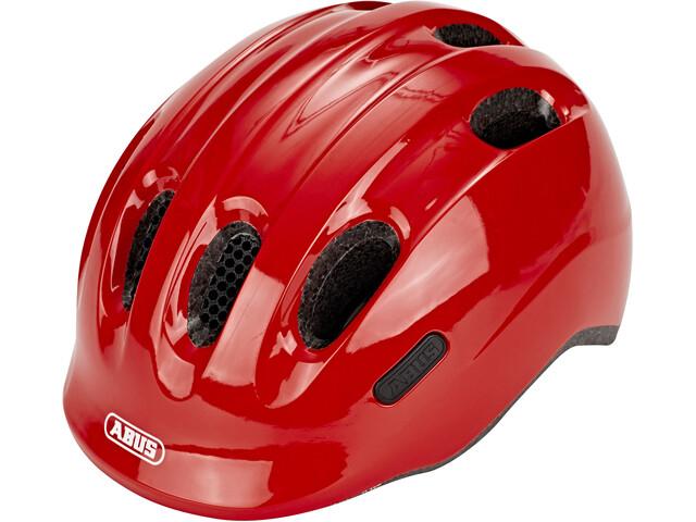 ABUS Smiley 2.0 Helmet Kinder sparkling red